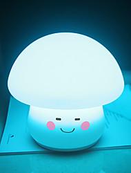 Недорогие -1шт Шары LED Night Light / Детский ночной свет USB Стресс и тревога помощи / Перезаряжаемый / Меняет цвета 5 V