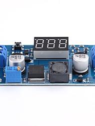 Недорогие -Цифровой усилитель постоянного тока xl6009 с повышением напряжения с вольтметром