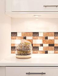 abordables -motifs de mode autocollants muraux autocollants imperméables pvc - stickers muraux avion transport / aménagement paysager salle / bureau / salle à manger / cuisine
