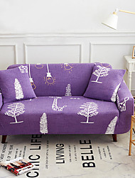 cheap -Sofa Cover High Stretch Dream Printed Soft Elastic Polyester Slipcovers