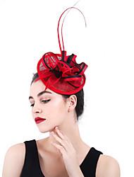 ieftine -Pentru femei Floral Plin de graţie Modă Cute Stil,Pană