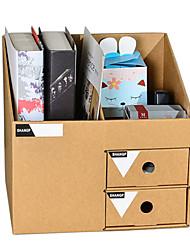 preiswerte -Textil Non Toxic / Kinderschutz / Herausnehmbare Drawears Zuhause Organisation, 1 Stück Sortierboxen / Einpack-Hilfen / Schreibtischzubehör