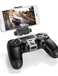 Недорогие -Крепление ручки крепления смартфона для контроллера PS4 / Sony PS4