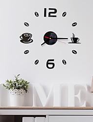 """Недорогие -Современный современный Мода Акрил Круглый В помещении 16"""" x 16"""" (40cm x 40cm)"""
