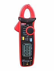 Недорогие -uni-t ut210e true rms мини цифровые токоизмерительные клещи переменное / постоянное напряжение тока авто диапазон VFC емкость бесконтактный мультиметр