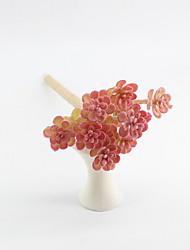 Недорогие -новый шпагат / пластик имитирующих мясистые растения цветущие бессмертные синий карандаш свинца шариковая ручка с ручным заводом ремесла подарки для офиса&усилитель; школьные принадлежности