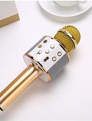 Недорогие -профессиональный беспроводной микрофон караоке конденсаторный микрофон с мешком bluetooth радио студия звукозаписи