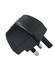 Недорогие -прикуриватель розетка 240 В сетевой штекер к 12 В постоянного тока автомобильное зарядное устройство адаптер британского регулирования