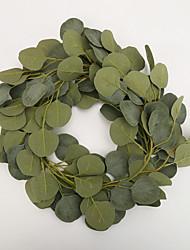 Недорогие -78 дюймов длиной 3 лозы на стене свадебные пастырское растение на стене цветок