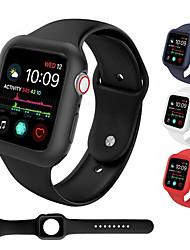 Недорогие -силиконовый ремешок для часов, защитная крышка, ремешок 40/44 мм для серии Apple Watch 4