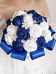 Недорогие -Свадебные цветы Букеты Свадебные прием Шелк 21-30 cm