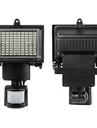 Недорогие -солнечный индукционный свет 100led солнечный корпус свет настенный светильник инфракрасный прожектор прожектор