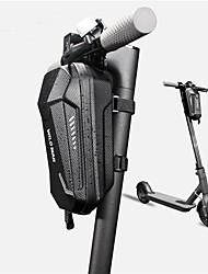 olcso -2 L Kormánytáska Vízálló Hordozható Vízálló cipzár Kerékpáros táska PU bőr EVA Kerékpáros táska Kerékpáros táska Kerékpározás Kerékpár