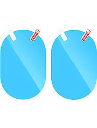 Недорогие -Автомобильные наклейки Деловые Наклейки на зеркало заднего вида Не указано Автомобильная пленка