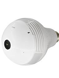 Недорогие -1080p Wi-Fi лампа 360 панорамная камера видеонаблюдения безопасности беспроводной IP-камеры