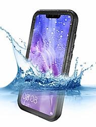 Недорогие -Apple Iphone X / XS / XR / XS Макс / 8/8 плюс / 7/7 плюс / 6s / 6s плюс / 6/6 плюс крышка телефона ip 68 водонепроницаемый телефон сумка