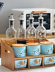 Недорогие -Высокое качество с Керамика Аксессуары для шкафов Для приготовления пищи Посуда Кухня Место хранения 3 pcs