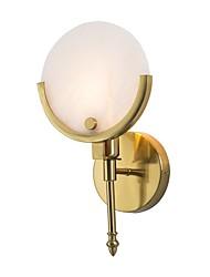 hesapli -Duvar ışığı Uplight 40 W 110-120V / 220-240V E12 / E14 Basit / Geleneksel / Klasik