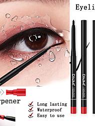 Недорогие -dnm водонепроницаемый и устойчивый к поту длительный без выцветания большой макияж глаз подводка для глаз гелевая ручка гелевая ручка начинающий любимый
