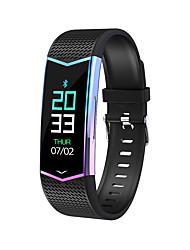 Недорогие -Kimlink LV08 Мужчина женщина Смарт Часы Android iOS Bluetooth Водонепроницаемый Сенсорный экран Пульсомер Измерение кровяного давления Спорт