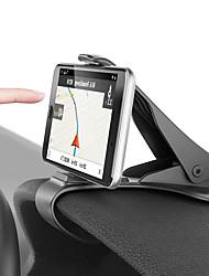 Недорогие -автомобильный держатель зажима приборной панели автомобильный держатель телефона 360 поворотный стенд крепление дисплея GPS кронштейн