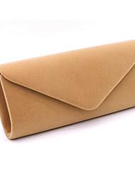 preiswerte -Damen Abendtasche Polyester Volltonfarbe Rote / Purpur / Knackmandel