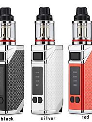 Недорогие -lexintong новейший мод Vape Box мод электронная сигарета мод 80 Вт мод Vape 0,35 Ом катушка 2,8 мл бак пара Vapeador электронной сигареты