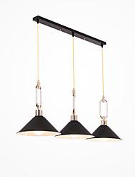 baratos -3-luz tigela Luzes Pingente Luz Ambiente Acabamentos Pintados Metal Criativo 110-120V / 220-240V