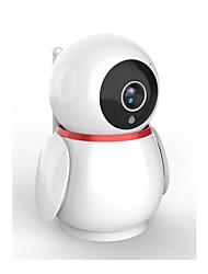 Недорогие -nwr-y11 радионяня wifi умная камера с движением ip-камера беспроводная детская камера белый 1080p alexa / google tuya