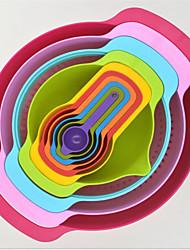 Недорогие -пластик Инструменты Столовая и кухня Очистка инструментов Жизнь Инструменты Многофункциональные Кухонная утварь Инструменты