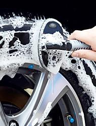 preiswerte -Auto Reinigungswerkzeug Universal Single Head u Typ tragbare Reifenbürste