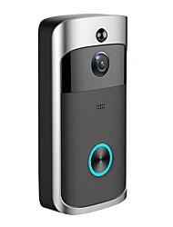 Недорогие -WiFi без экрана (вывод по приложению) телефон один на один видео домофон