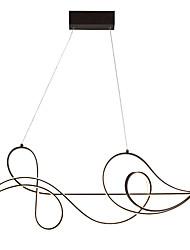 hesapli -JSGYlights Sputnik / Oświetlenie wyspy kuchennej / Yenilikçi Avizeler Ortam Işığı Boyalı kaplamalar Metal Silika Jel Yeni Dizayn 110-120V / 220-240V Sıcak Beyaz / Beyaz