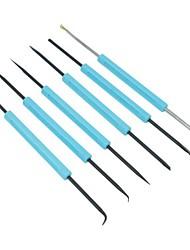 Недорогие -Электронный инструмент Heat Assistant Repair Tool 6 шт. / компл. паяльная станция паяльник железный инструмент сварочный инструмент