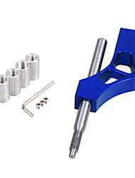 Недорогие -ручки переключения передач для ремонта спортивного транспортного средства для универсальной легкой щетки для волос из алюминия / лисы