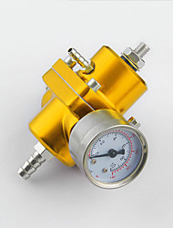 Недорогие -автомобильный клапан регулировки давления топлива регулятор давления топлива 4-х ходовой нагнетатель