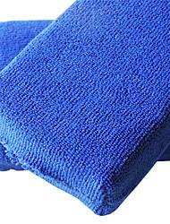 Недорогие -4 шт. Профессиональная ультра мягкая губка для мытья автомобилей из микрофибры