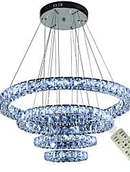Недорогие -VALLKIN Круглый / геометрический / Оригинальные Люстры и лампы Рассеянное освещение Электропокрытие Металл Творчество, Регулируется, LED 110-120Вольт / 220-240Вольт