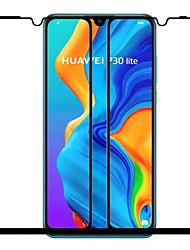 Недорогие -защитная пленка для экрана huawei huawei p30 lite закаленное стекло 2 шт передняя защитная пленка высокого разрешения (hd) / твердость 9 ч / взрывозащищенный