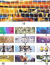 Недорогие -Силиконовые США версия тайской клавиатуры клавиатуры Apple, ноутбук клавиатура защитная пленка для MacBook Air Pro Retina 11/12/13/15 дюймов