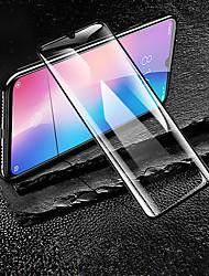 Недорогие -защитная пленка для экрана xiaomi xiaomi mi 9 / xiaomi mi 9 se полностью закаленное стекло 1 шт передняя защитная пленка для экрана высокой четкости (hd) / взрывозащищенный / ультра тонкий