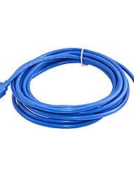 hesapli -3 m hızlı hızlı usb 3.0 uzatma kablosu usb kablosu erkek kadın veri senkronizasyon kablosu