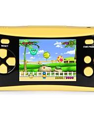 Недорогие -qs-4 портативная портативная игровая приставка для детей игровая приставка аркадная игровая приставка с 2.5 цветным ЖК-дисплеем и 182 классическими ретро-играми, встроенными в прекрасный подарок на