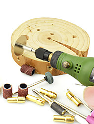 Недорогие -новая мини-зарядная электрическая шлифовальная машина с переменной скоростью, ручная гравировка и ручная дрель