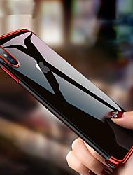 abordables -funda para iphone xs max xs cubierta de tpu suave transparente para iphone xr 8 plus 8 7 plus 7 6 plus 6