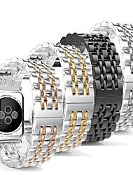 Недорогие -SmartWatch Band для серии Apple Watch 4/3/2/1 семь бусин iwatch ремешок