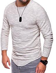 preiswerte -Herrn Solide - Grundlegend Bluse Schwarz US36