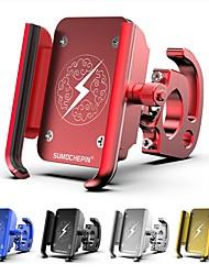 Недорогие -держатель телефона мотоцикла держатель горы GPS горный велосипед поворотная навигация алюминиевый сплав кронштейн мобильного телефона для ios android телефон