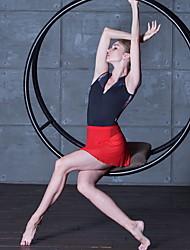 Χαμηλού Κόστους -Μπαλέτο Παντελόνια Φούστες Γυναικεία Επίδοση Ακρυλικό Διαφορετικά Υφάσματα Φυσικό Φούστες