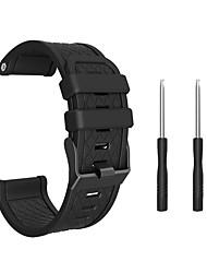Недорогие -силиконовый ремешок для часов шириной 26мм garmin fenix / fenix 2